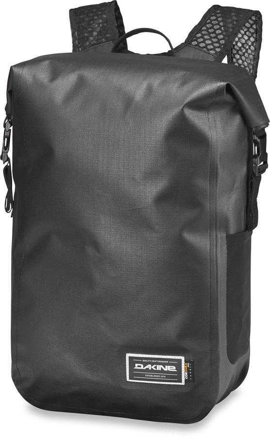 Dakine Cyclone Roll Top Ski/Snowboard Backpack, 32L Cyclone Black