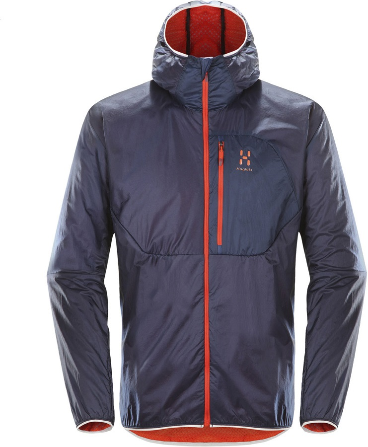 Haglofs Proteus Lightweight Insulated Jacket, S Tarn Blue