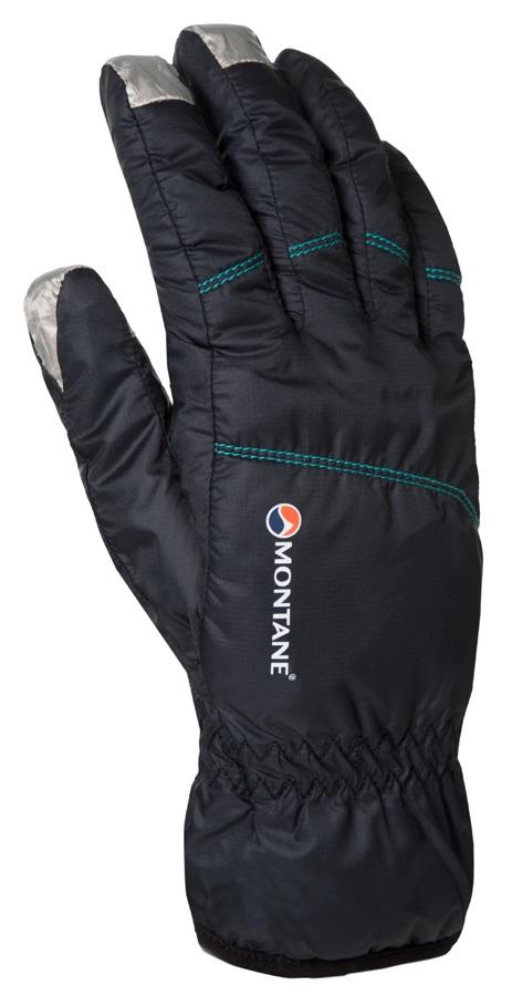 Montane Prism Fleece Lined Women's Windproof Glove S Black