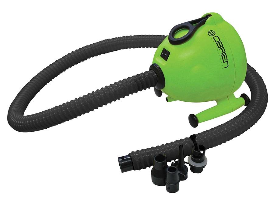 O'Brien OB/2.5 Electric Inflator Pump, 6000w Green 2020