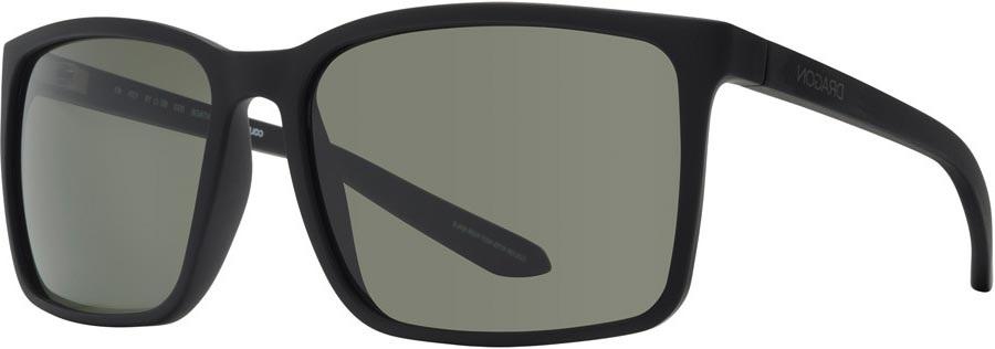 Dragon Montage Bronze Sunglasses, Matt Tortoise