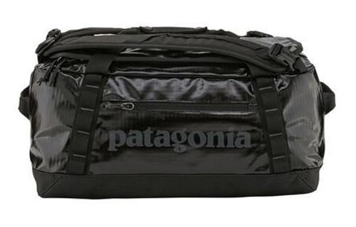 Patagonia Black Hole 40L Duffel Travel Bag, 40L Black