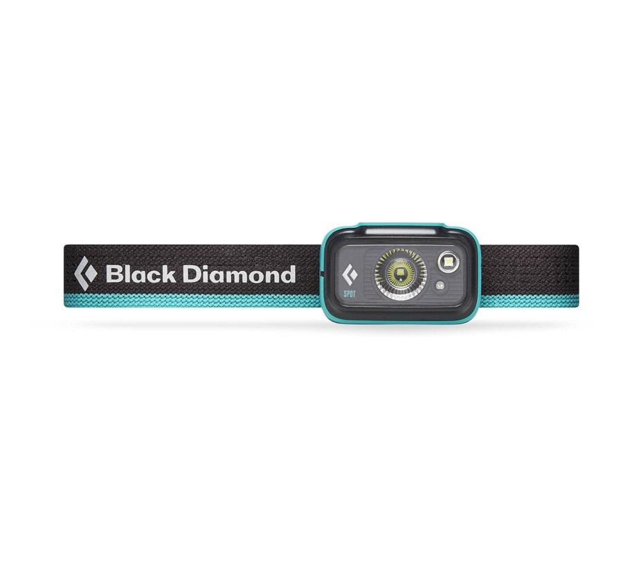 Black Diamond Spot325 LED Headlamp, 325 Lumens Aqua Blue