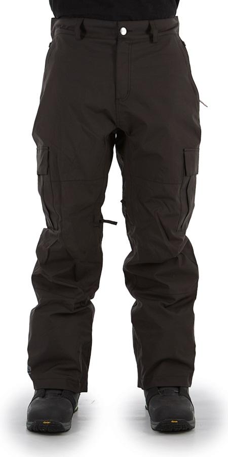 Bonfire Tactical Ski/Snowboard Pants S Black
