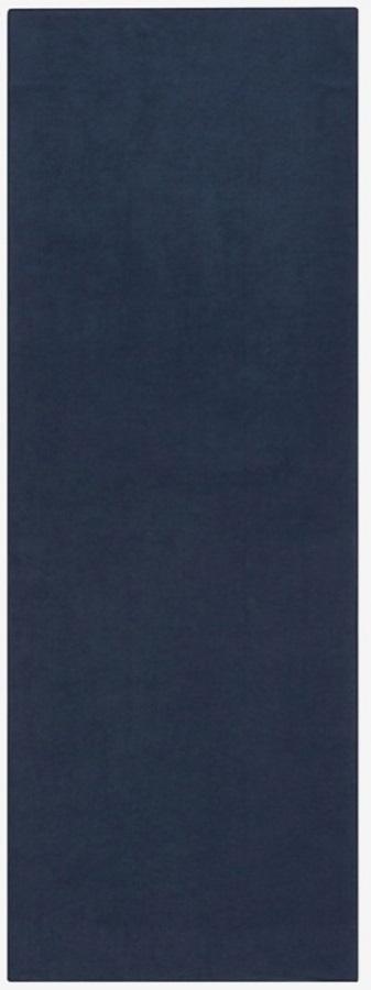 Manduka EQua Yoga Mat Towel, Standard Midnight