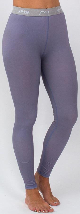 Eivy Icecold Tights Women's Winter Leggings, M Violet Melange