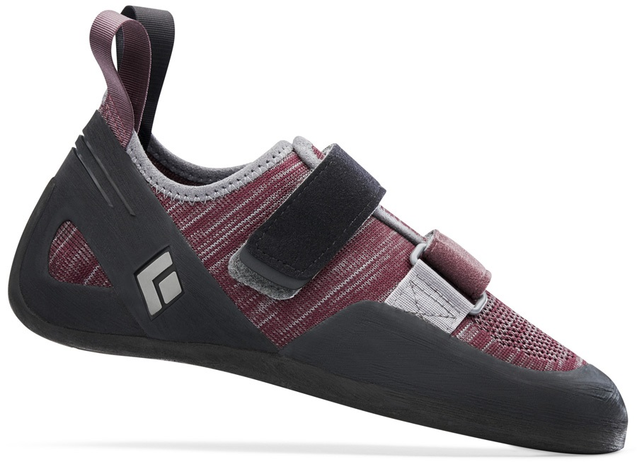 Black Diamond Momentum Women's Rock Climbing Shoe - UK 8, Merlot