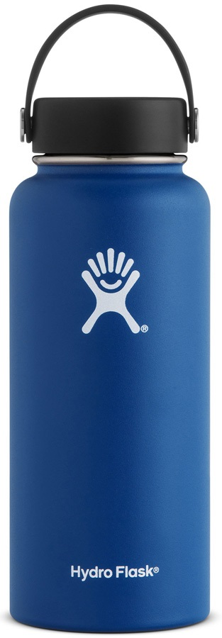 Hydro Flask 32oz Wide Mouth Water Bottle - Cobalt