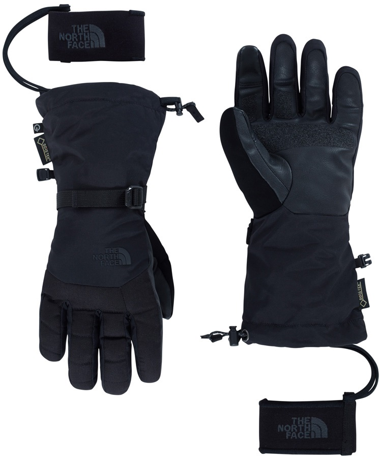 9169bc02b The North Face Montana GORE-TEX® Glove Ski/Snowboard Gloves, S Black