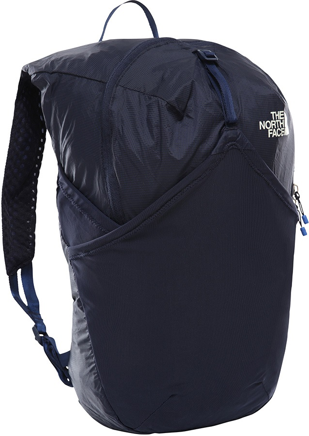 6f19b9816 The North Face Flyweight Pack Fold Away Backpack 17L Blue/VintageWhite