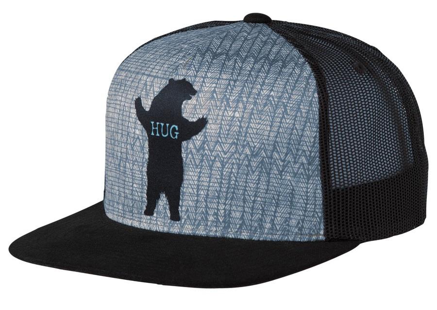 4738d4d9e Prana Adult Unisex Journeyman Trucker Baseball Cap, OS Charcoal