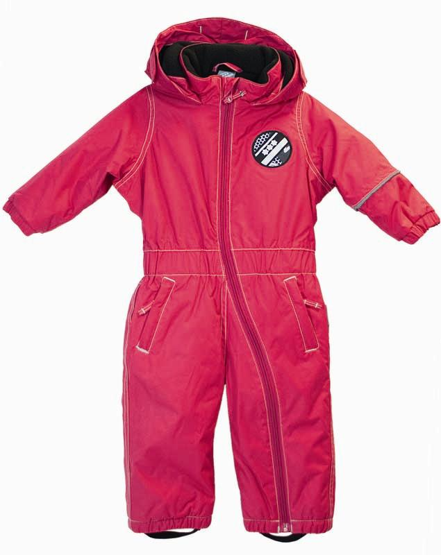 Rucanor Florian Baby One Piece Snow Suit 68cm Hibiscus