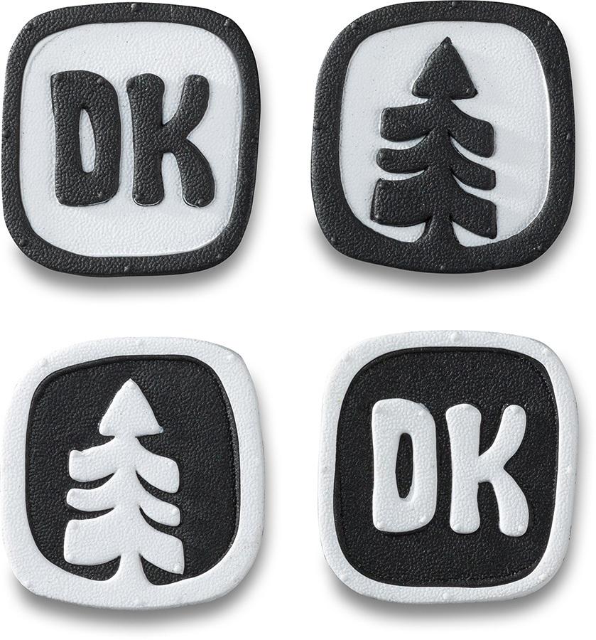 Dakine DK Dots Snowboard Stomp Pad Traction Black/White