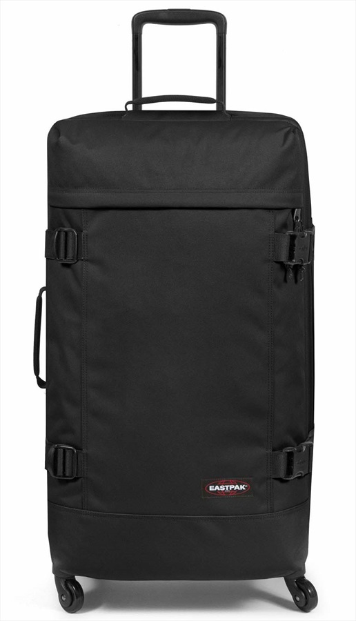Eastpak Trans4 L Wheeled Bag/Suitcase, 80L Black