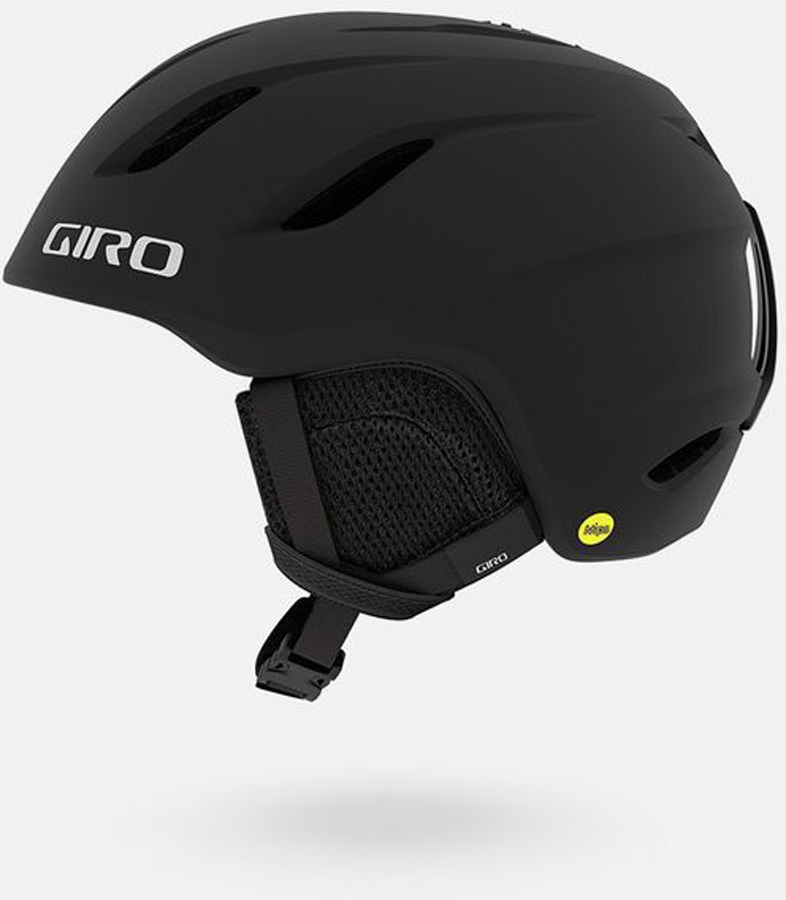 Giro Nine Jr. MIPS Kids Snowboard/Ski Helmet, S Matte Black