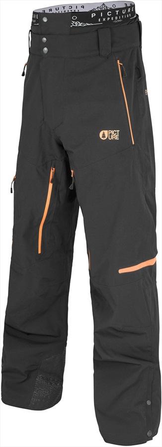 Picture, Track, Ski/Snowboard Pants, M Black