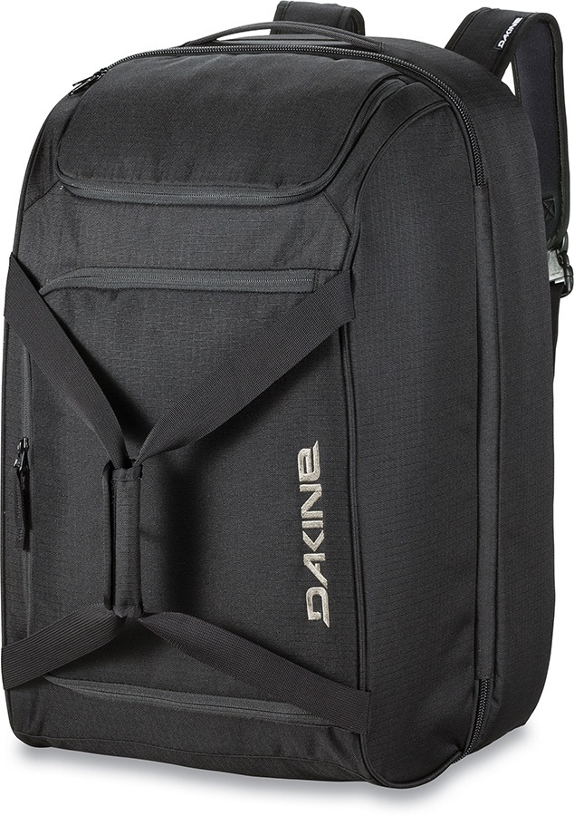 Dakine Boot Locker DLX Ski/Snowboard Gear Bag, 70L Black