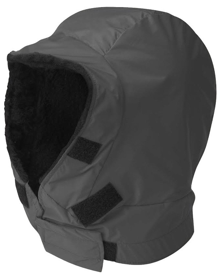 Buffalo DP Hood Shirt and Jacket Accessory L Charcoal