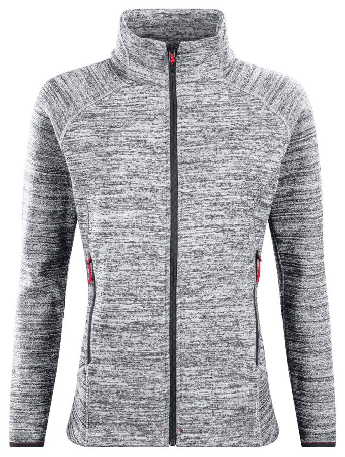 Berghaus Urra Women's Knitted Fleece Jacket, XS Dark Quarry Marl