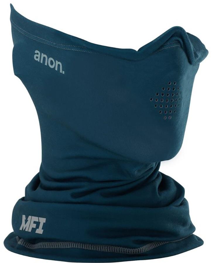 Anon Light-Weight Neckwarmer MFI Facemask, Dark Blue