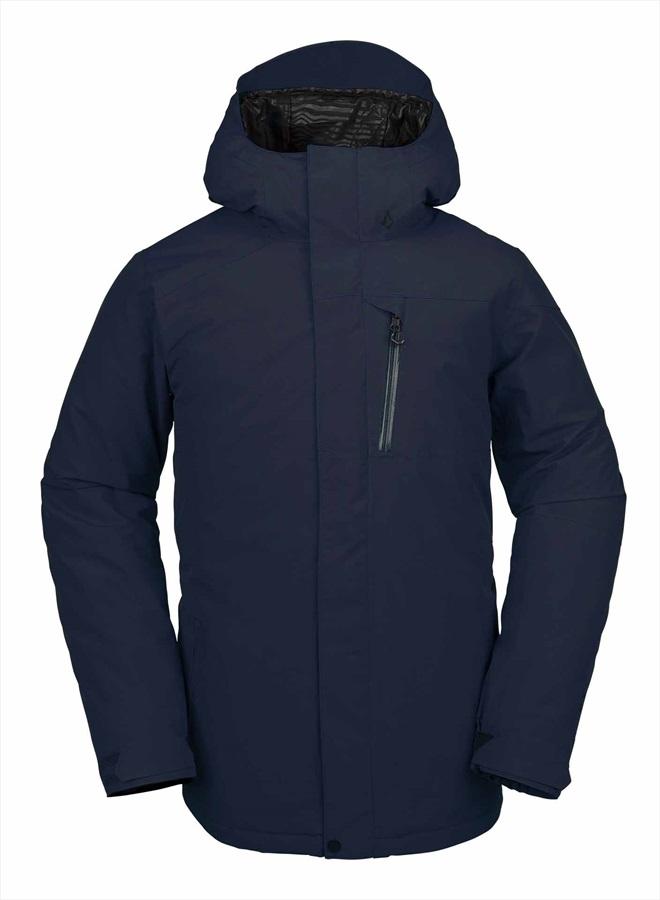 Volcom L Gore-Tex Snowboard/Ski Jacket S Navy