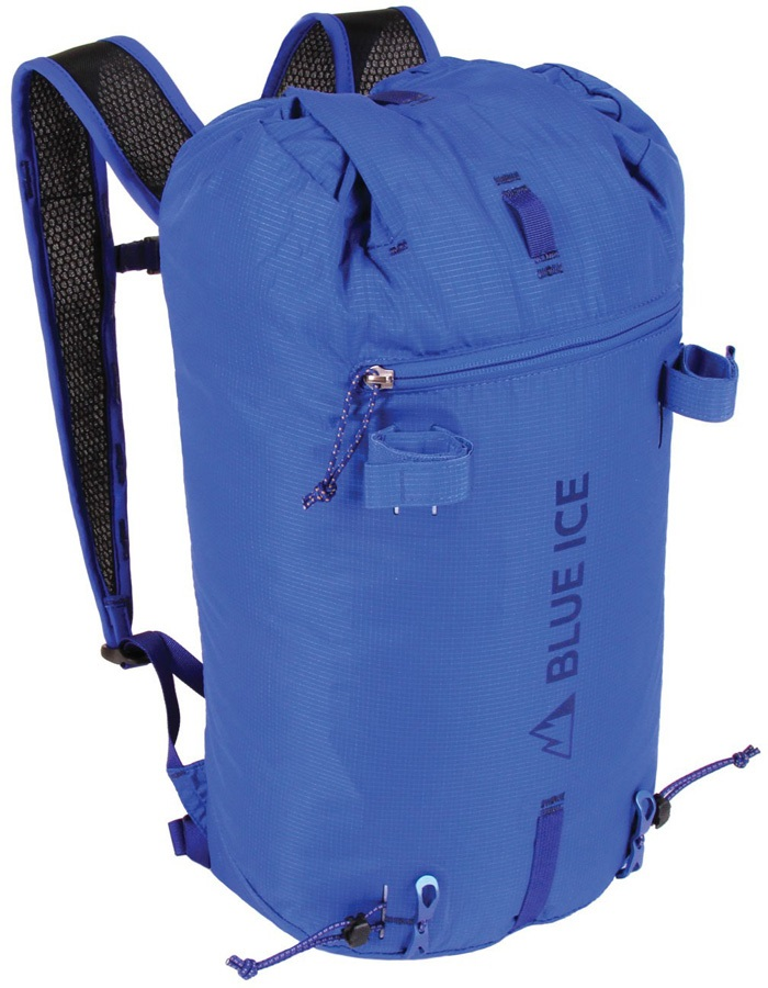 Blue Ice Dragonfly 18 Ultralight Alpine Backpack, 18L Turkish Blue
