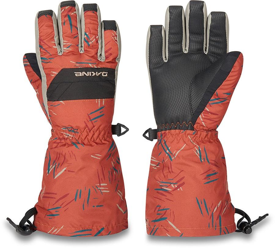 Dakine Yukon Kid's Ski/Snowboard Gloves, M Tandoori Spice