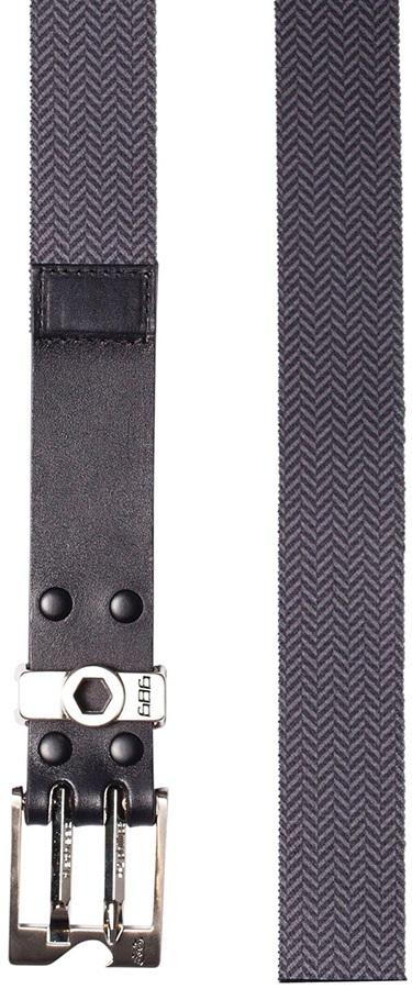 686 Stretch Tool Belt, M Black Herringbone