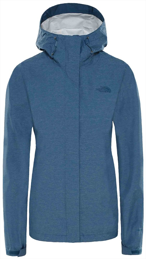 a8f7e25fc The North Face Venture 2 Women's Rain Jacket, S Blue Wing Teal