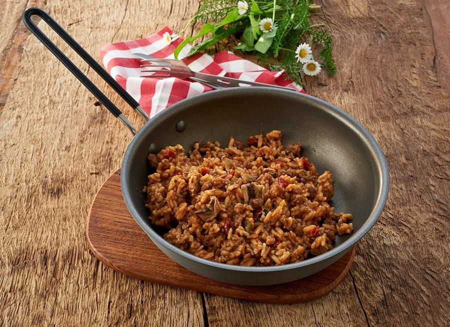 Trek'n Eat Beef Stroganoff With Rice Camping & Backpacking Food