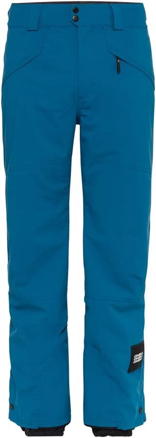 O'Neill Hammer Snowboard/Ski Pants, XL Seaport Blue