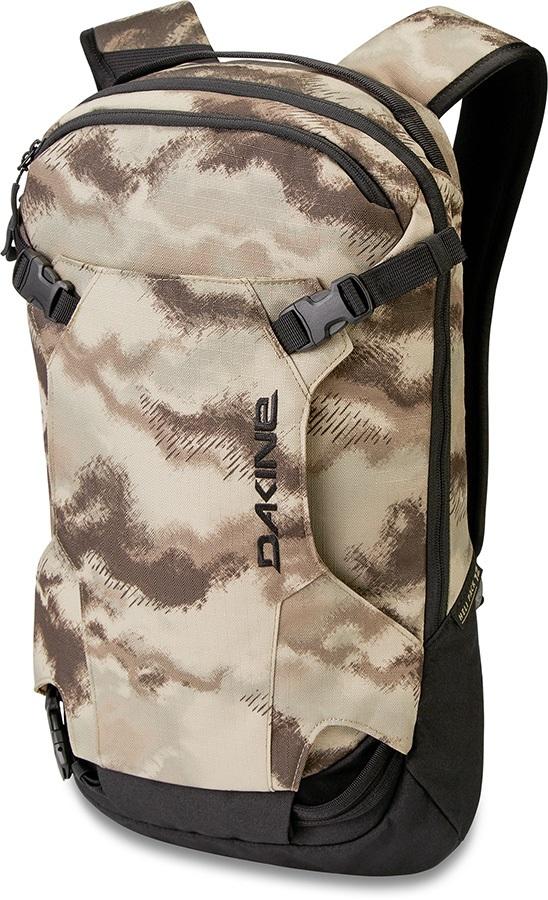 Dakine Heli Pack Ski/Snowboard Backpack, 12L Ashcroft Camo