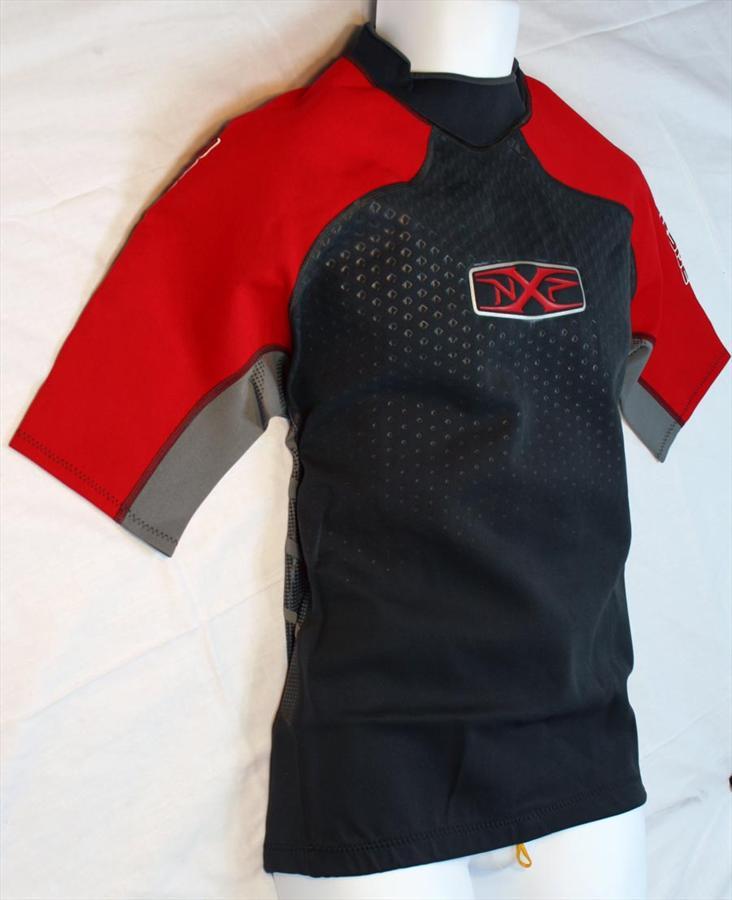 NPX HEATSEEKER 5011 Neoprene Thermal Vest S/S, S, Red Black