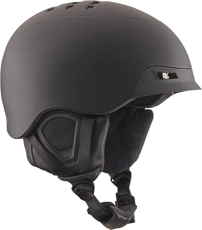 Anon Nelson Ski/Snowboard Helmet, S, Black