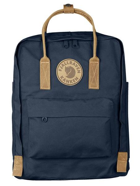 Fjällräven# Kanken No.2 Backpack, 16L Navy