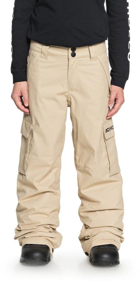 DC Banshee Youth Kids' Ski/Snowboard Pants, XL Incense