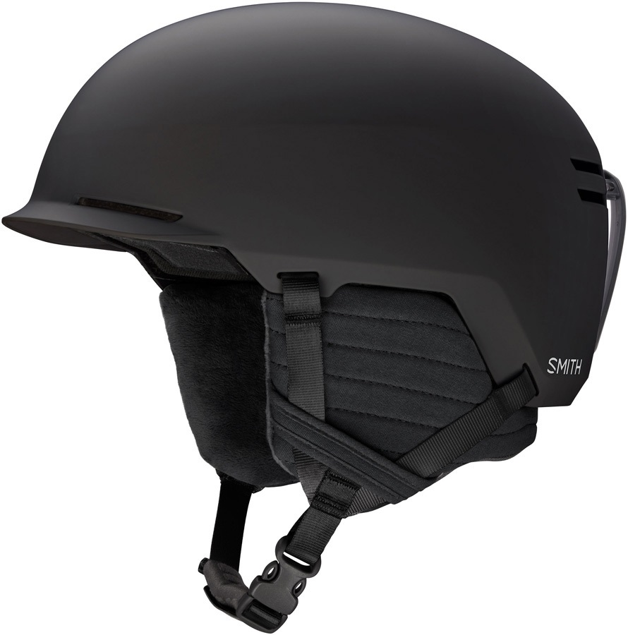 Smith Scout Snowboard/Ski Helmet, M Matte Black 2020