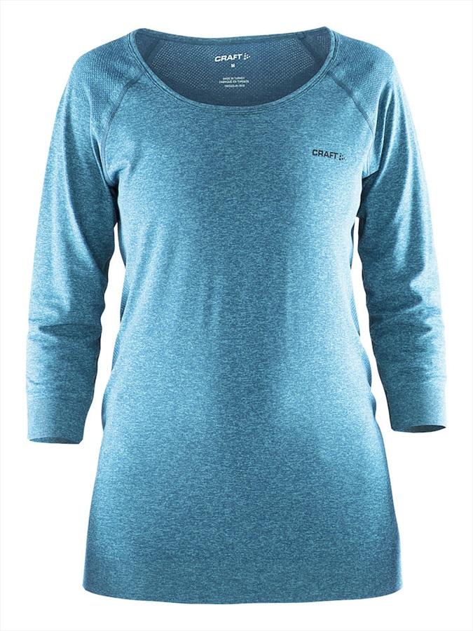 Craft Cool Seamless Women's Active Sweatshirt, M Brisk