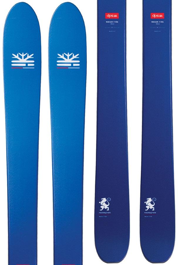 DPS Wailer 106 Foundation Skis, 178cm
