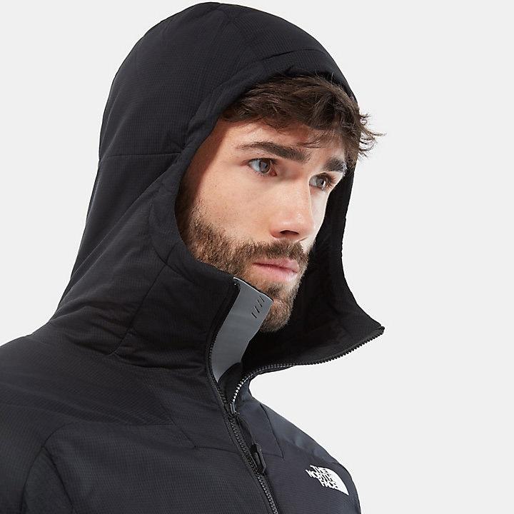2648e779e The North Face Ventrix Hybrid Hoodie Fleece Jacket, L TNF Black