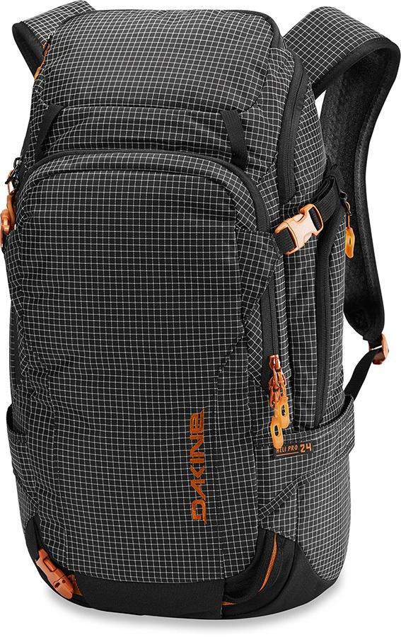 Dakine Heli Pro Ski/Snowboard Backpack, 24L Rincon