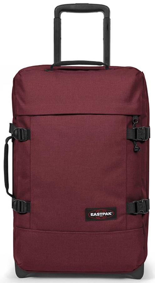 Eastpak Tranverz S Wheeled Bag/Suitcase, 42L Crafty Wine