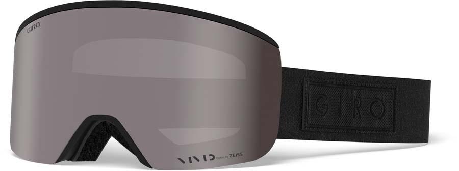 Giro Axis Vivid Onyx Ski/Snowboard Goggles M Black Bar