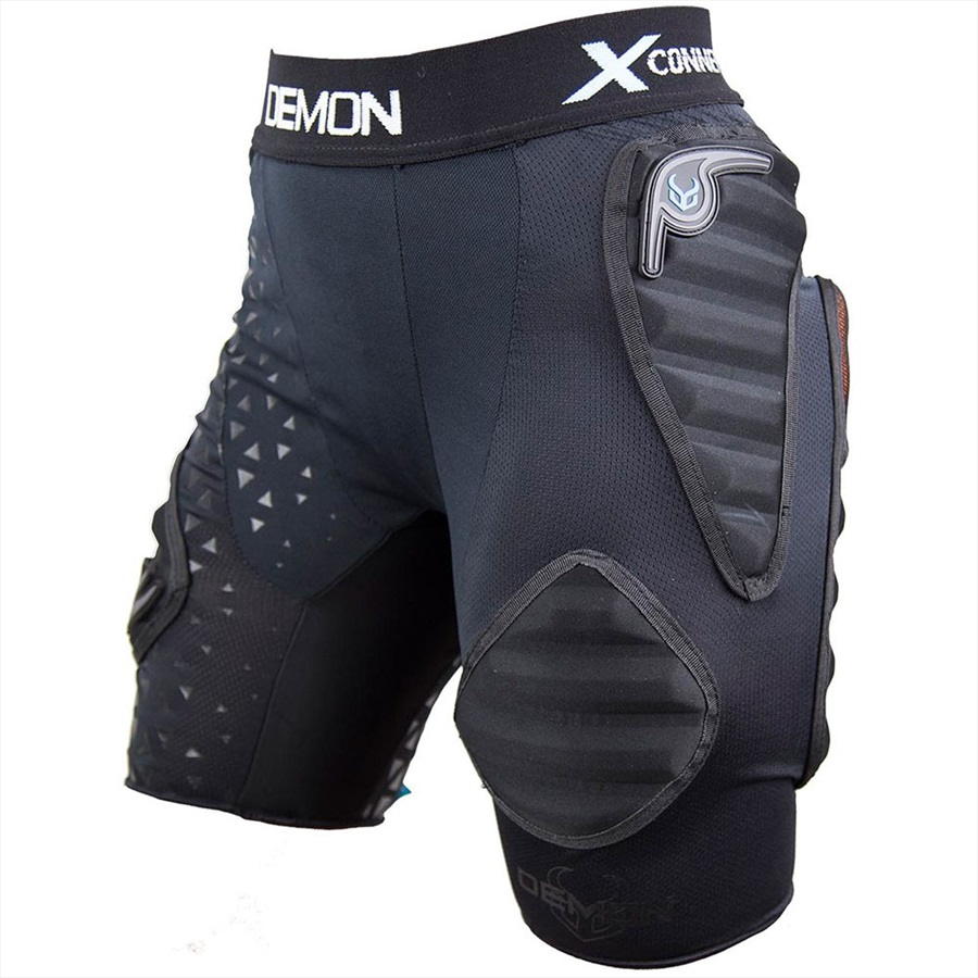 Demon Flex Force XD3O V3 Women's Ski/Snowboard Impact Shorts, XL