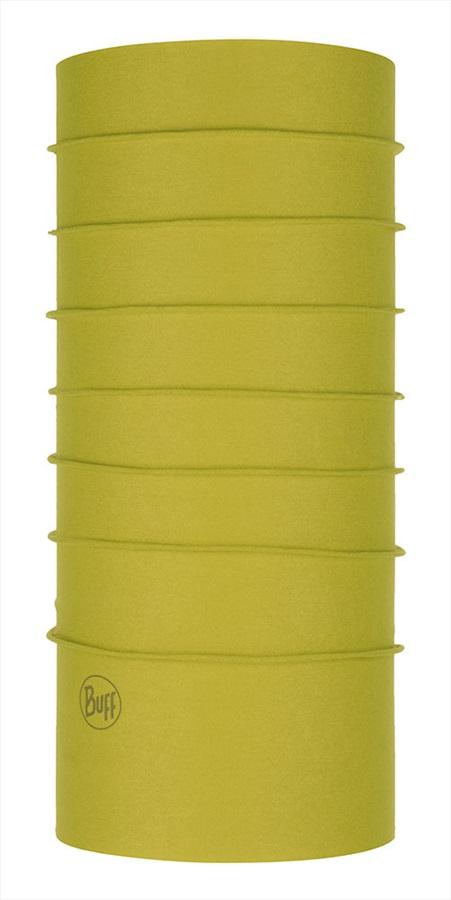 Buff Original Chube Micro-Fibre Snood Gaiter, Solid Gingko Green