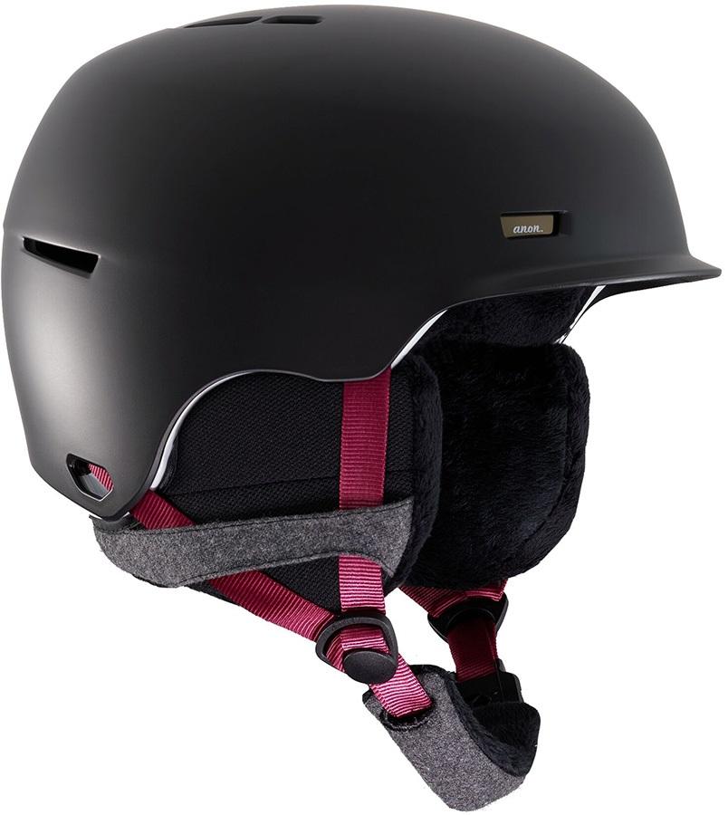 Anon Raven Women's Ski/Snowboard Helmet S Black