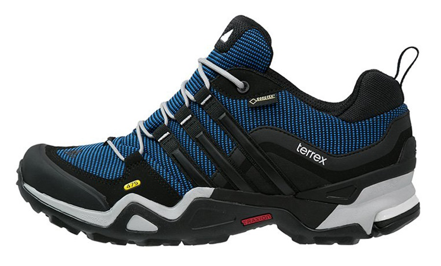 low priced ba2a2 d0489 Adidas Terrex Fast X GTX Men's Approach/Walking Shoes UK 8.5 Blue