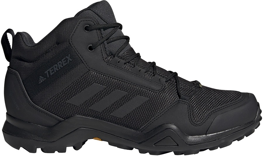 Adidas Terrex AX3 Mid GTX Men's Hiking Boots, UK 7 Core Black