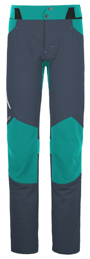 Ortovox (MI) Pala Pants Women's Climbing Trousers UK 12 Blue