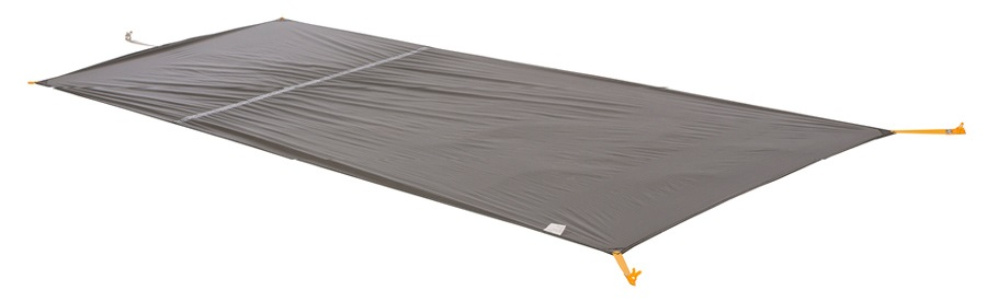 Big Agnes Tiger Wall Footprint Lightweight Tent Groundsheet, Grey UL2